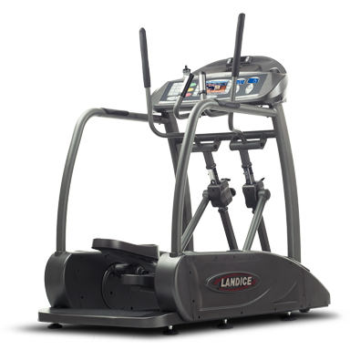 Landice E7 Executive Elliptimill NEW Floor Model