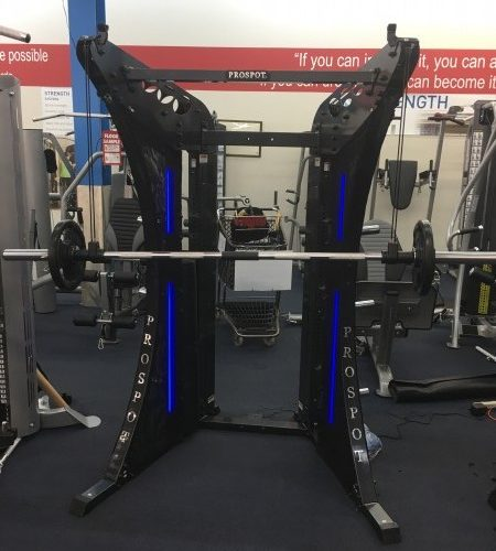 NEW! ProSpot HG1 Self Spotting Weight Lifting System
