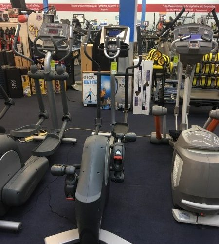 Life Fitness X5 Basic Elliptical