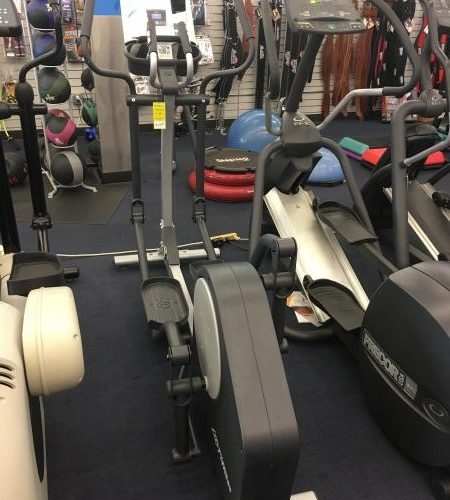 Life Fitness X3 Go Elliptical