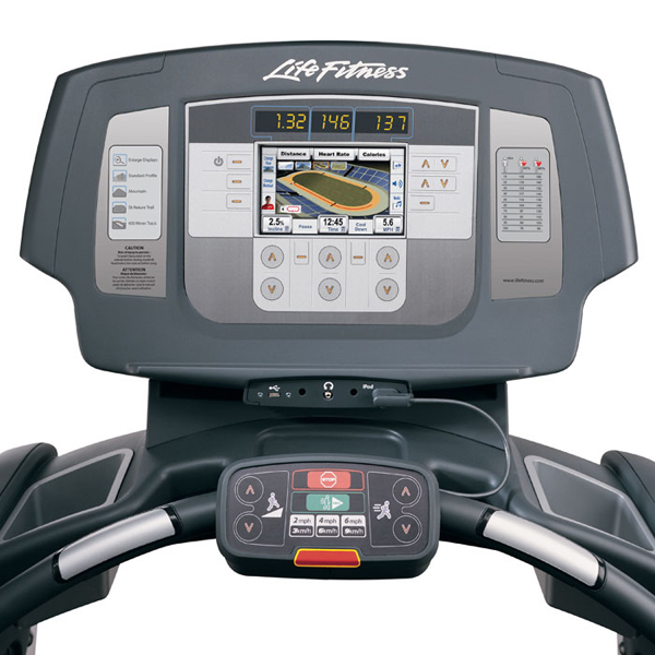 life fitness 95t inspire commercial treadmill new preowned fitness rh preownedfitness com Life Fitness 95Ti Parts life fitness 95t treadmill+operation manual