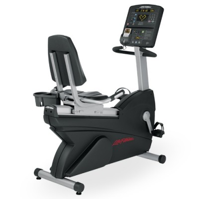 Life Fitness CLSR Commercial Recumbent Bike (NEW! CLOSEOUT!)
