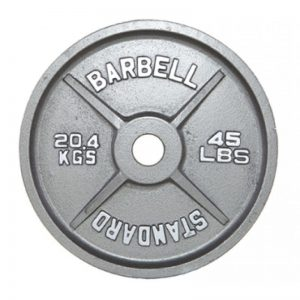 Used Plate Weights