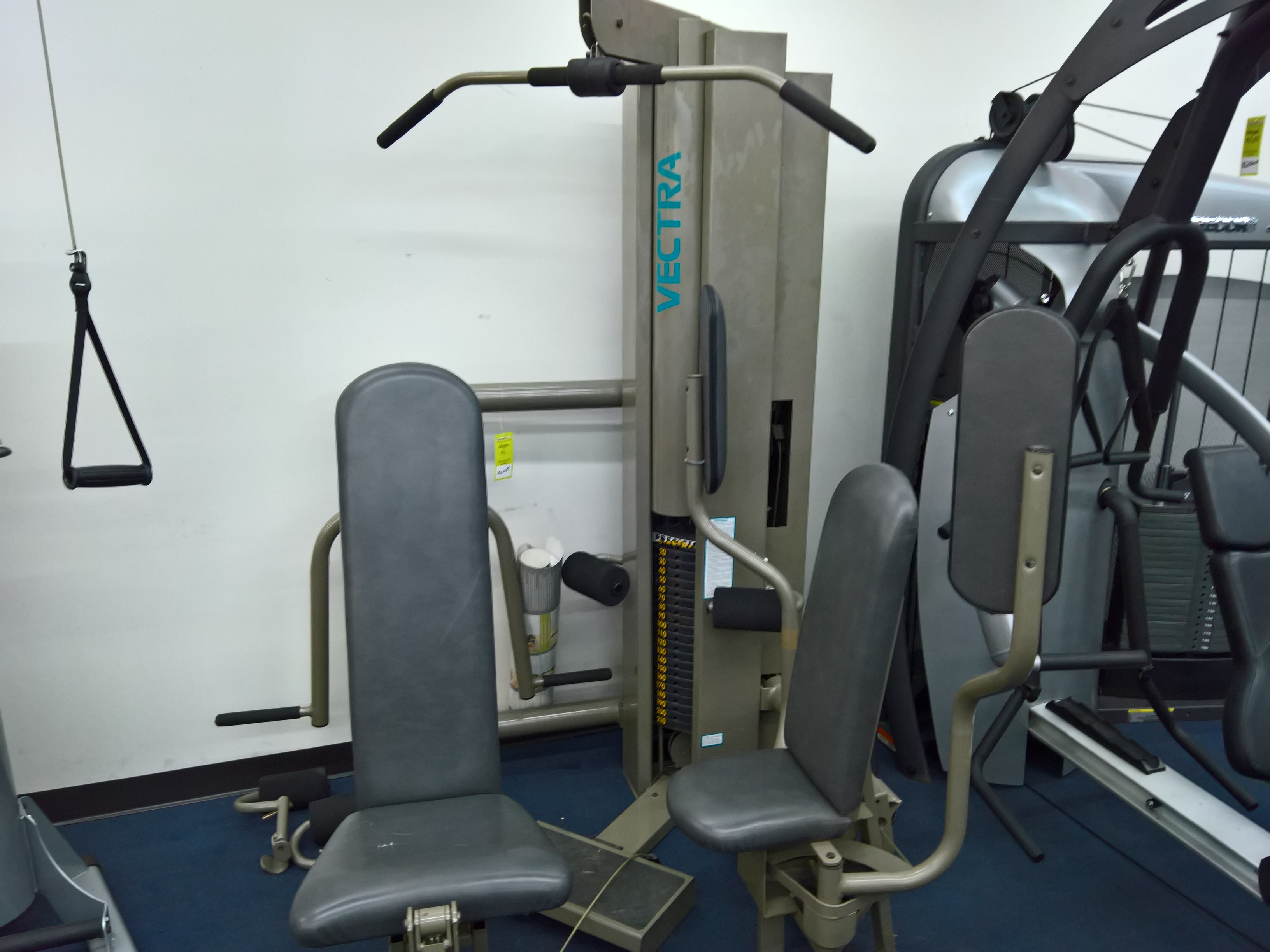 Pre owned vectra c home gym u preowned fitness