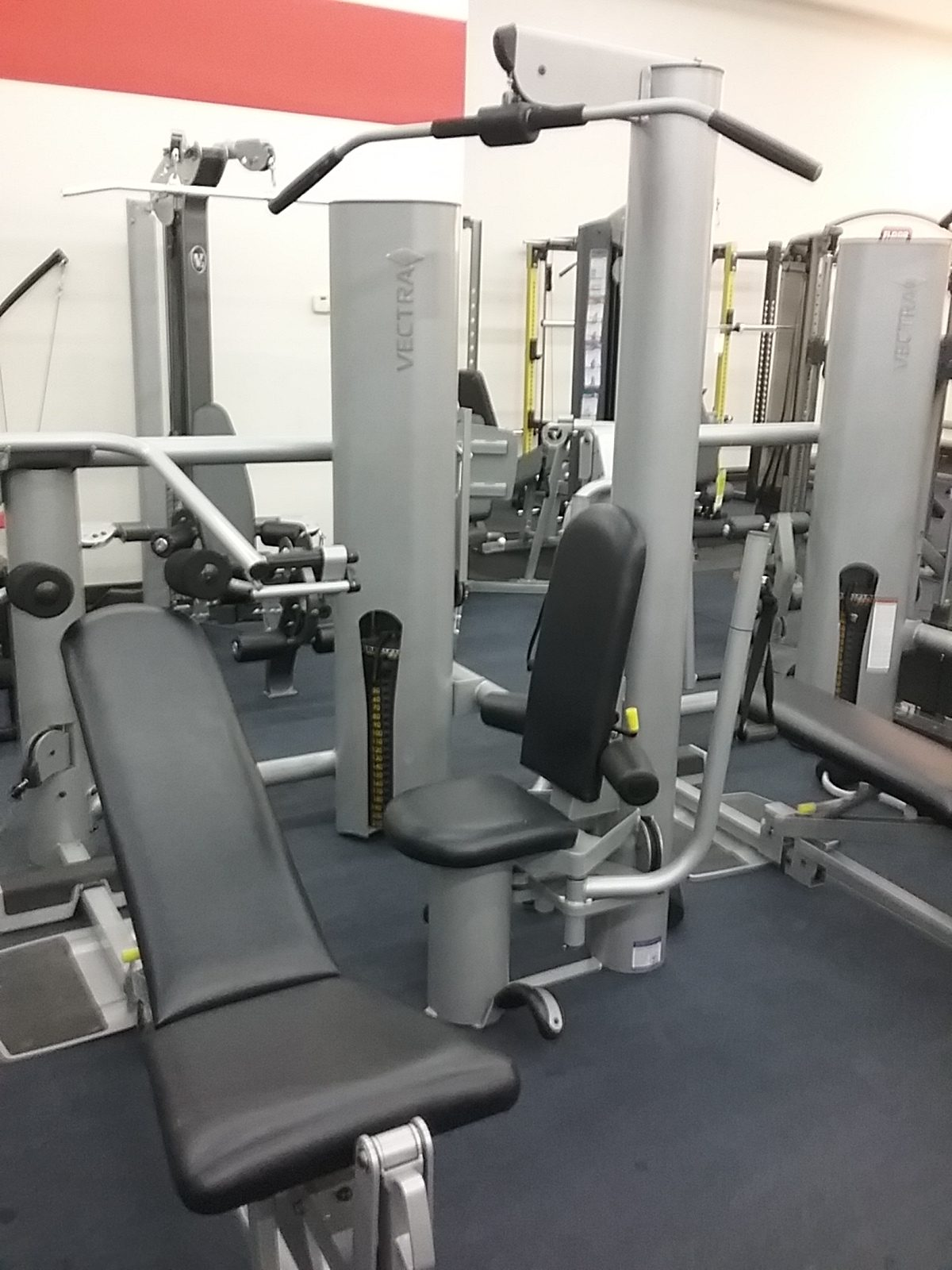 Pre owned vectra corner home gym u preowned fitness